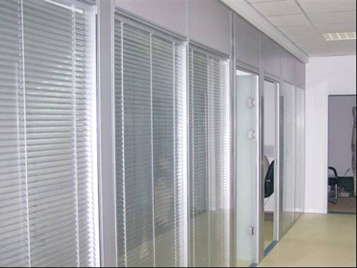 Glass partition engineering